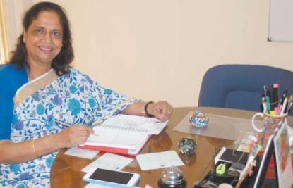 করোনা ভাইরাসে আক্রান্ত সানবিমস স্কুলের প্রতিষ্ঠাতা অধ্যক্ষ নিলুফার মঞ্জুরের মৃত্যু