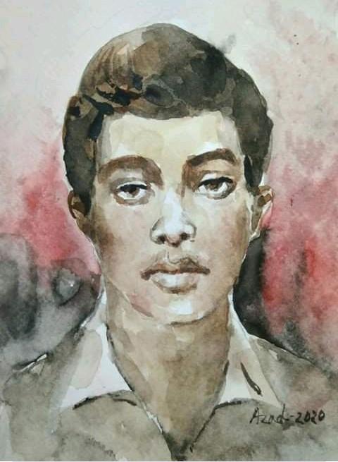 """শহীদ ওমর ফারুক দিবস অাজ: """"একাত্তরের সেই মৃত্যুঞ্জয়ীদের চরণ চুমি"""""""