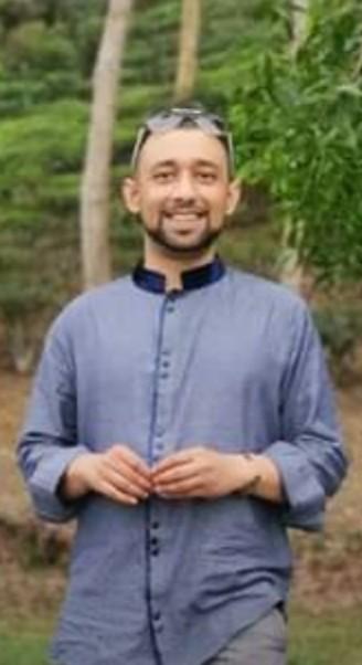 একজন প্রিয়ভাজন সাংবাদিক মুনজের আহমদ চৌধুরী