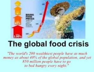 ৫০ বছরের মধ্যে সবচেয়ে বড় খাদ্য সংকটে বিশ্ব: জাতি সংঘ