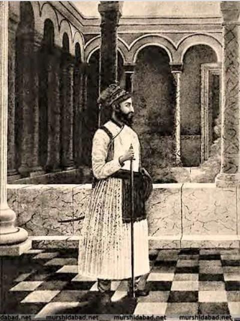 গিরিয়ার যুদ্ধ: আলিবর্দির ক্ষমতায় আরোহন