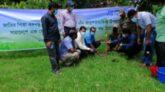 শ্রীমঙ্গলে উপজেলা প্রশাসনের উদ্যোগে বৃক্ষরোপণ কর্মসূচী শুরু