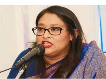 সায়মা ওয়াজেদ সিভিএফ-এর 'থিমেটিক অ্যাম্বাসেডর' মনোনিত: সৈয়দ অামিরুজ্জামানের অভিনন্দন