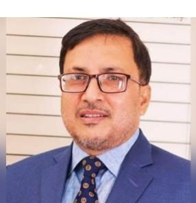 স্বাস্থ্য অধিদপ্তরের নতুন মহাপরিচালক ডা. খুরশীদ আলম: সৈয়দ অামিরুজ্জামানের অভিনন্দন