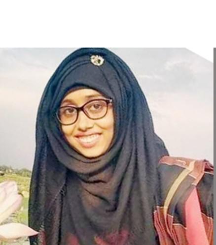 উদ্যোক্তা হিসেবে আত্মবিশ্বাসী কামরুন নাহার মিমি আজ লাখপতি