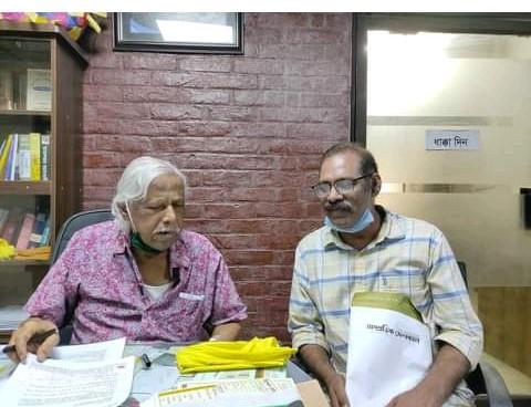 কিংবদন্তীতুল্য ডা. জাফরুল্লাহ চৌধুরীর সাথে কিছুক্ষণ