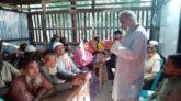 গ্রামীণ শ্রমজীবী মানুষ রাষ্ট্রের মূল চালিকাশক্তি: জাকির হোসেন রাজু