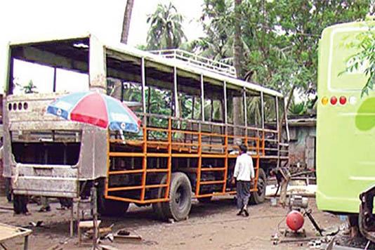 কুমিল্লায় মোটর শিল্পে নীরব বিপ্লব