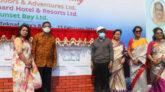 সাবরং ট্যুরিজম পার্কে পর্যটন স্থাপনা নির্মাণে বিনিয়োগ করবে তিন প্রতিষ্ঠান