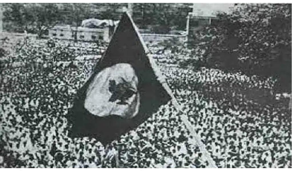 জাতীয় পতাকা উত্তোলন দিবস আজ