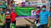 কোভিড-১৯ সংক্রমণ রোধে মাস্ক পরিধানের বিকল্প নেই: শ্রীমঙ্গলে এসএসসি '৯১ ব্যাচের বক্তারা