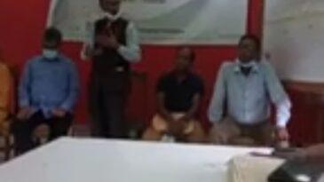 শ্রীমঙ্গলে গ্রাসরুটস ও এসএমই ফাউন্ডেশনের পাঁচদিনব্যাপী প্রশিক্ষণ সমাপ্ত