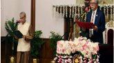 প্রফেসর ড. শামসুল আলম প্রতিমন্ত্রী হিসাবে শপথ নিয়েছেন